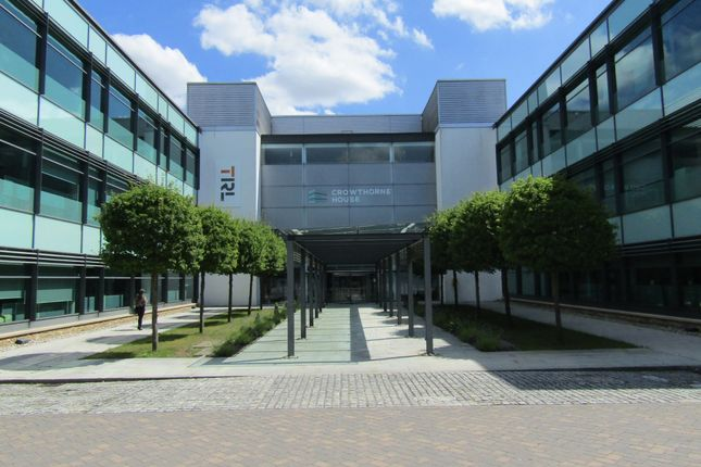 Thumbnail Office to let in Crowthorne House, Nine Mile Ride, Bracknell