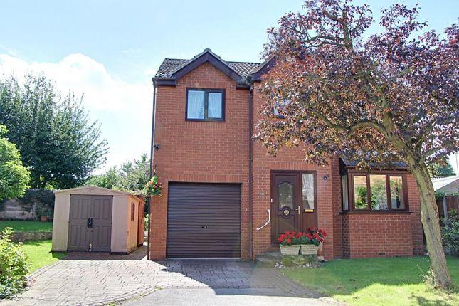 Thumbnail Detached house for sale in Lytham Avenue, Dinnington, Sheffield