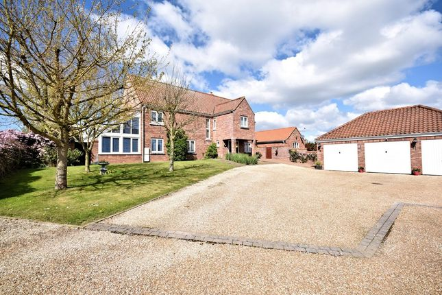 Thumbnail Detached house for sale in Hill Paddocks, Lyng, Norwich