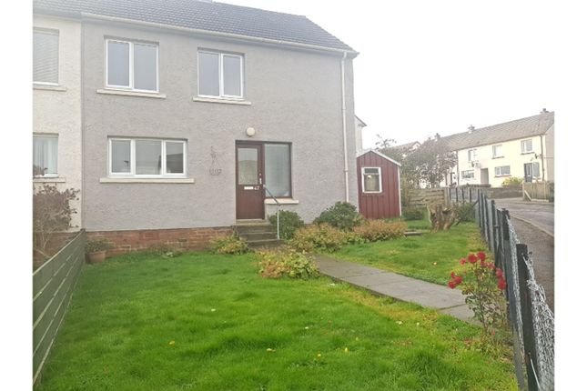 Thumbnail Semi-detached house for sale in Ord Place, Lairg