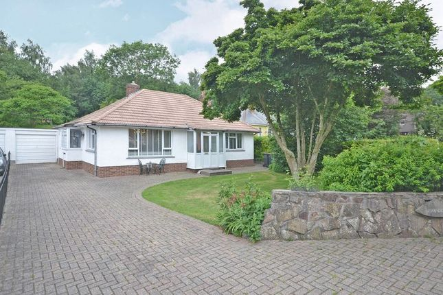 Thumbnail Detached bungalow for sale in Outstanding Detached Bungalow, Catsash Road, Langstone Chain Free