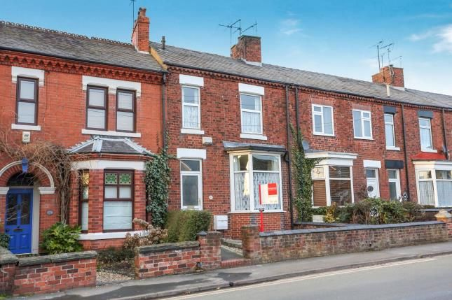 Thumbnail Terraced house for sale in Lawton Road, Alsager, Stoke-On-Trent, Cheshire