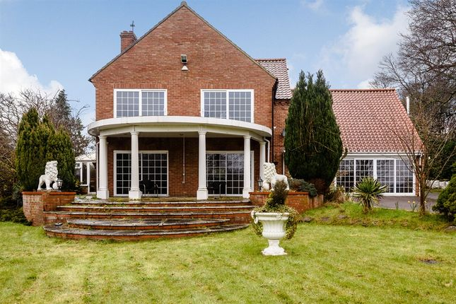 Thumbnail Detached house for sale in Taverham Road, Taverham, Norwich