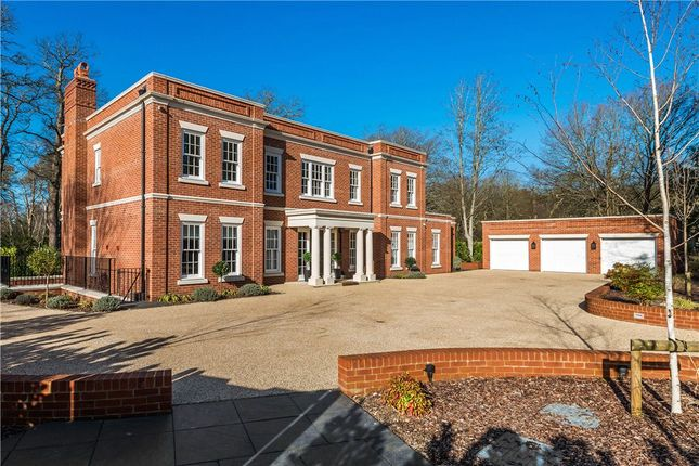 Thumbnail Detached house for sale in Wentworth, Virginia Water