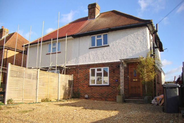 Thumbnail Semi-detached house to rent in Northway, Guildford
