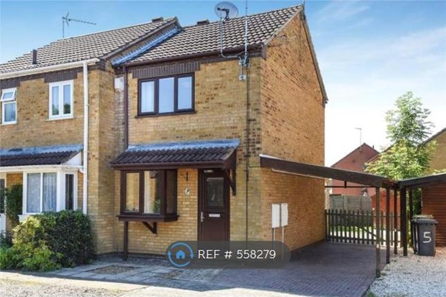 Thumbnail Semi-detached house to rent in Ashby Court, Sleaford