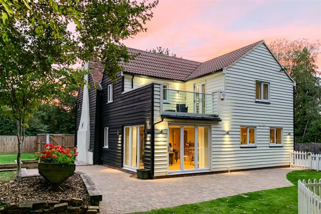 Thumbnail Detached house for sale in Willow Cottages, Lodge Road, Bicknacre, Chelmsford