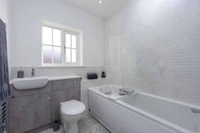 Example Bathroom of Plot 49 The Kirmington, Stickney Meadows, Stickney, Boston PE22