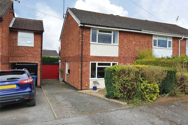 Thumbnail Semi-detached house for sale in Lime Grove, Kinver, Stourbridge