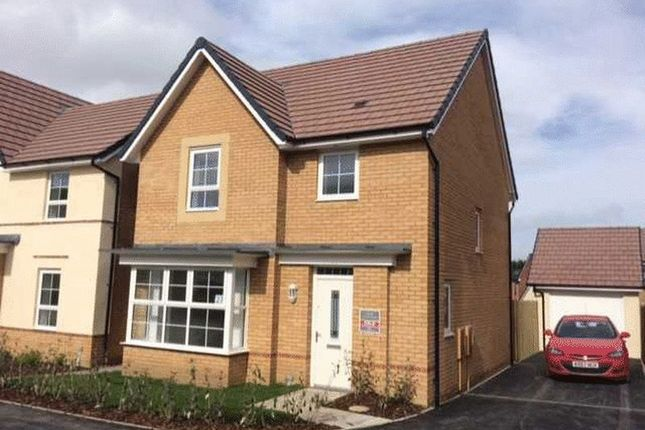 Thumbnail Detached house for sale in Orchard Walk, St. Athan, Barry