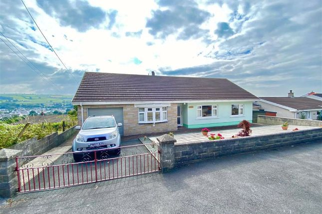 Thumbnail Detached bungalow for sale in Parcytrap Road, Adpar, Newcastle Emlyn, Carmarthenshire