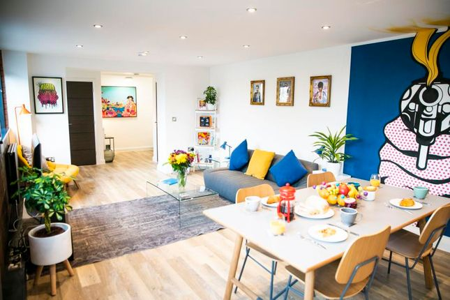 Thumbnail Flat to rent in Raleigh Road, Southville, Bristol