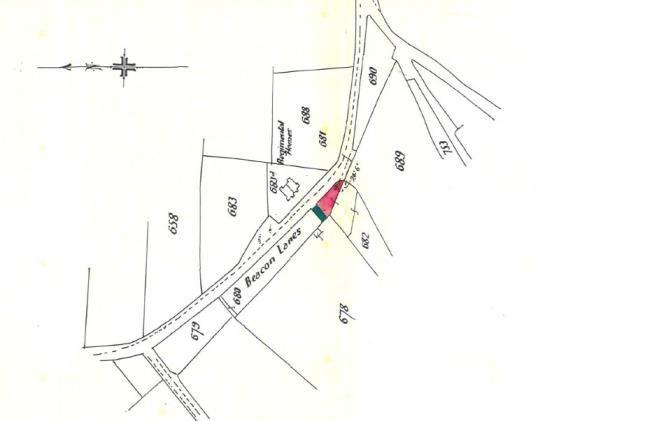 Location of Bodmin, Cornwall PL31