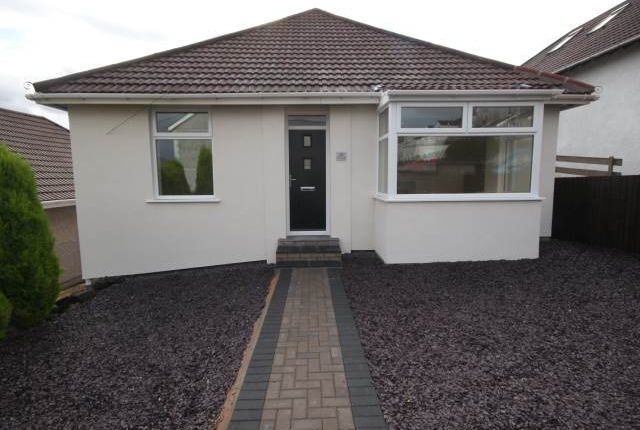Thumbnail Bungalow to rent in The Grove, Aberdare, Mid Glamorgan