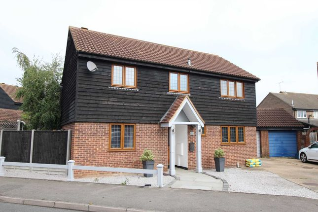Thumbnail Detached house for sale in Lawling Ave, Heybridge