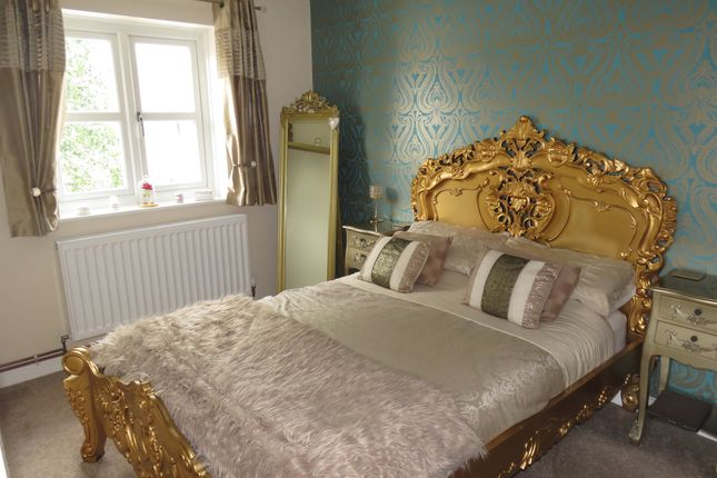 Bedroom One: of Westgate Close, Rocester, Uttoxeter ST14