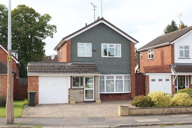 Thumbnail Detached house for sale in Grantley Crescent, Kingswinford