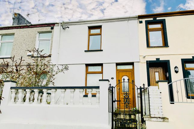 Thumbnail Terraced house to rent in Plymouth Street, Merthyr Tydfil