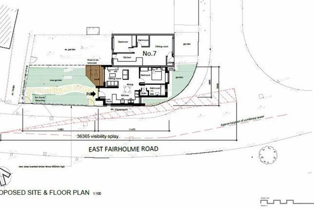 Thumbnail Land for sale in East Fairholme Road, Bude