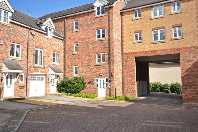 Thumbnail Flat for sale in Moorcroft Court, Ossett