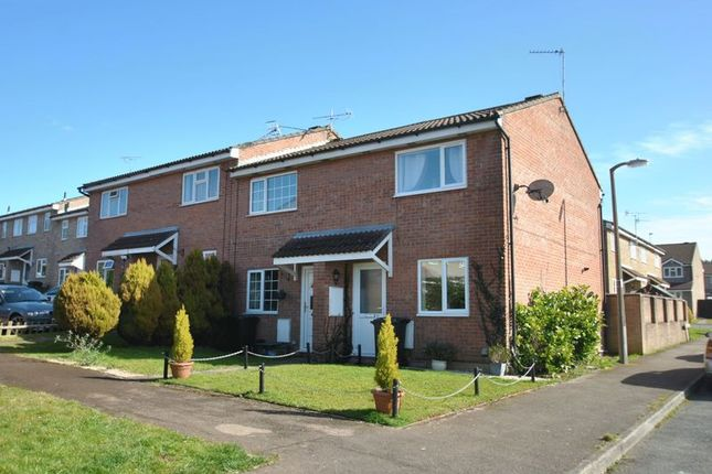Thumbnail Semi-detached house to rent in Pine Crest Way, Bream, Lydney