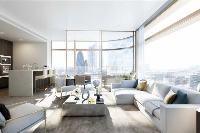 Thumbnail Flat for sale in Principal Place, Principal Tower, London