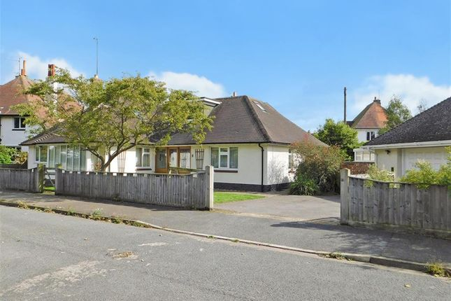 Thumbnail Detached bungalow for sale in Green Lane, Skegness, Lincs
