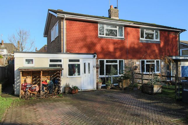 Thumbnail Semi-detached house to rent in Pasture Hill Road, Haywards Heath