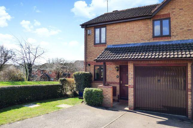 Thumbnail End terrace house to rent in Parklands, Banbury, Oxfordshire