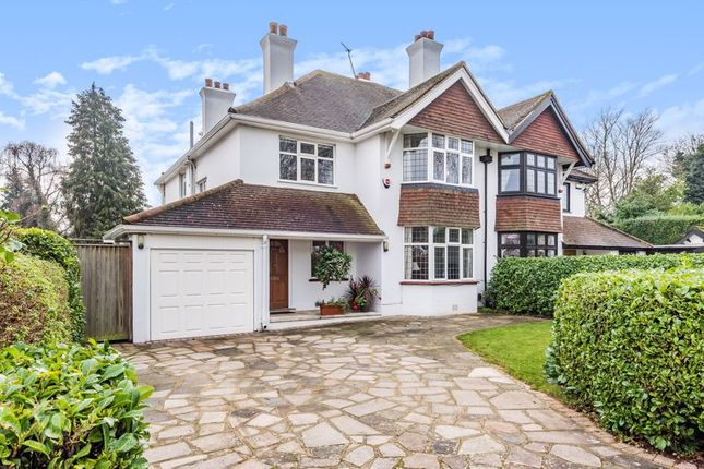 Thumbnail Semi-detached house for sale in Green Lane, Purley