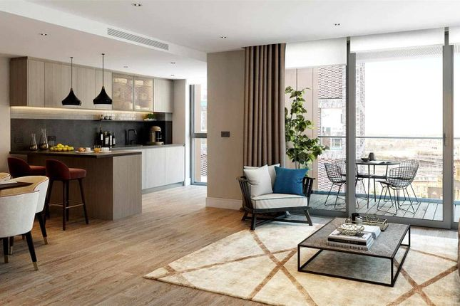 Thumbnail Flat for sale in Prince Of Wales Gardens, Prince Of Wales Drive, London