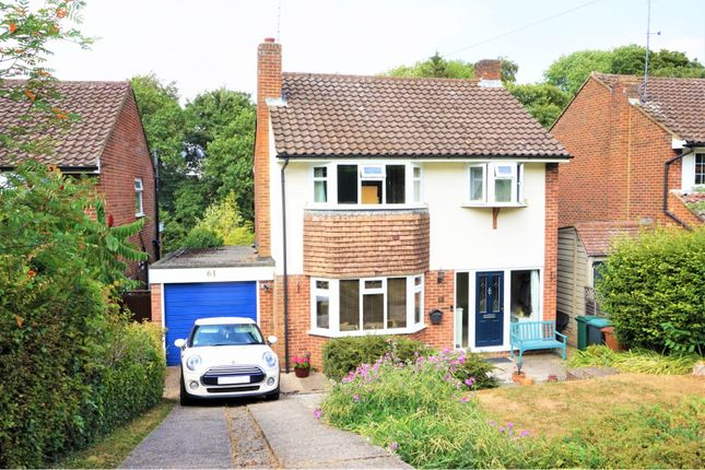 Thumbnail Detached house for sale in Kindersley Way, Abbots Langley