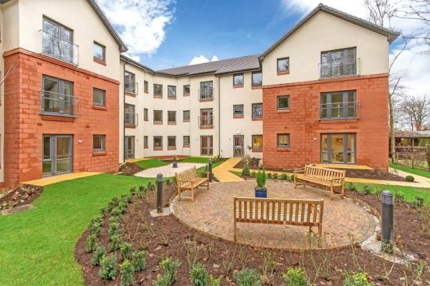 Thumbnail Flat for sale in Darroch Gate, Coupar Angus Road, Blairgowrie