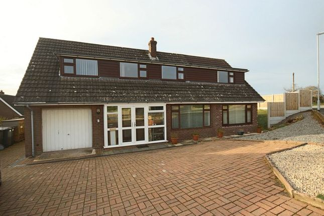 Thumbnail Detached house for sale in Hunters Point, Loggerheads, Market Drayton