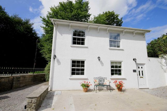 Thumbnail Detached house to rent in Llwynhelig, Cowbridge