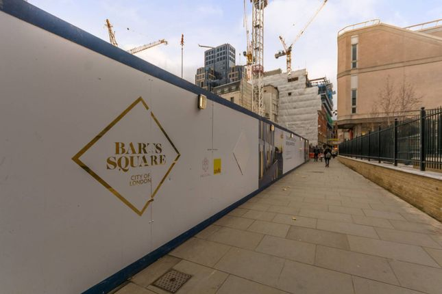 Thumbnail Flat for sale in Barts Square, Farringdon