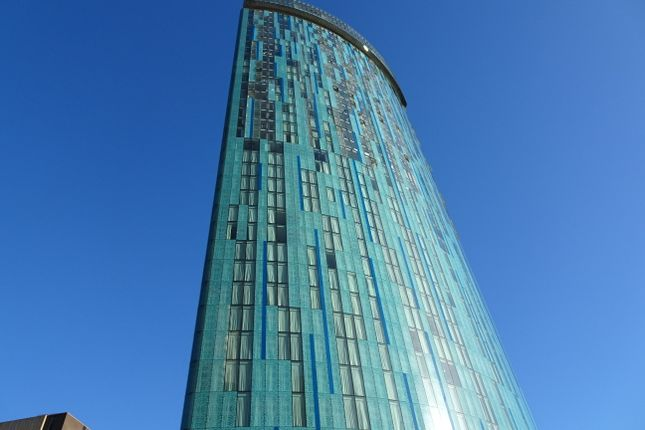 Thumbnail Flat to rent in Beetham Tower, Holloway Circus, Queensway, Birmingham