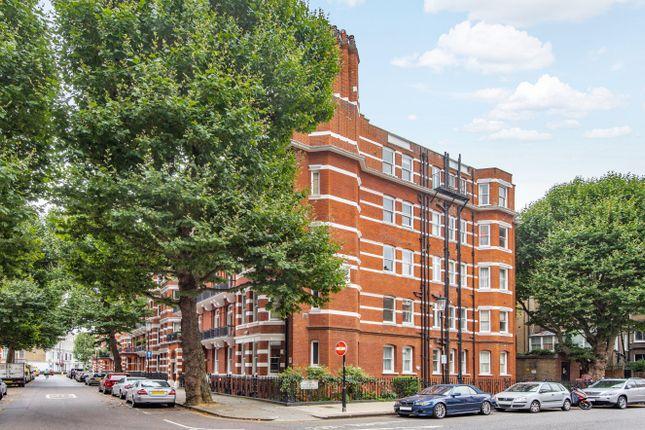Thumbnail Flat for sale in Trebovir Road, London