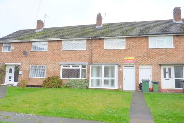 Thumbnail Terraced house to rent in Lowfields Close, Wirral