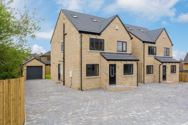 Thumbnail Detached house for sale in Hollinbank Lane, Heckmondwike