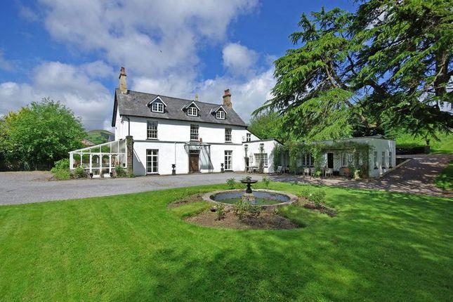 Thumbnail Property for sale in Dyffryn Crawnon, Llangynidr, Crickhowell