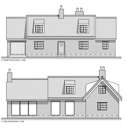 Proposed Elevations (1)