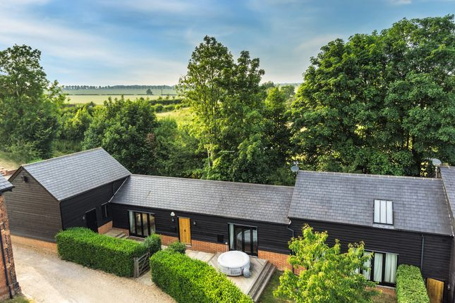 Thumbnail Barn conversion for sale in Chipping, Buntingford