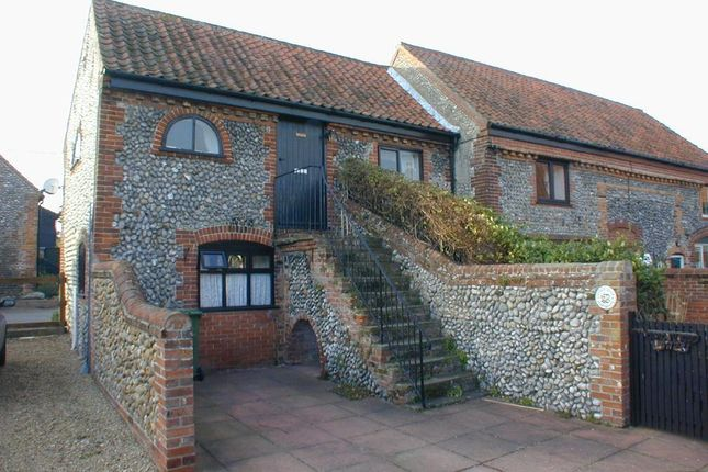 Thumbnail Property to rent in The Coach House Upper, Rosedale Farm, Holt Road Weybourne