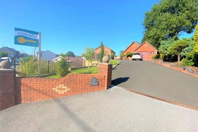Thumbnail Detached bungalow for sale in Lletty Road, Upper Tumble, Llanelli