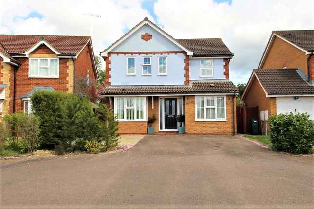 Thumbnail Detached house to rent in Harper Drive, Maidenbower, Crawley