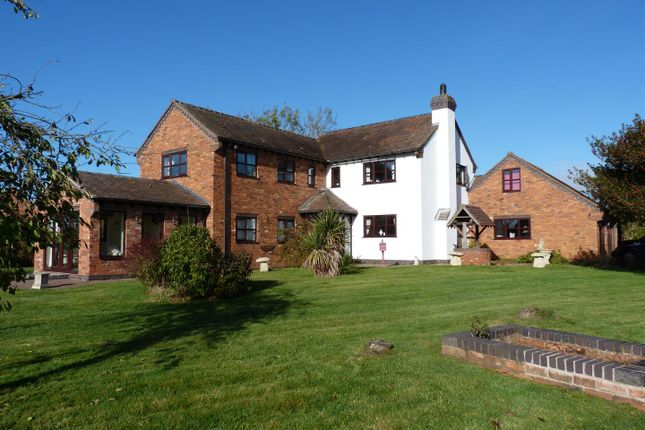 Thumbnail Detached house for sale in Mitton, Penkridge, Stafford
