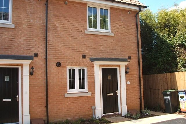 2 bed end terrace house to rent in Yellowhammer Close, Stowmarket IP14
