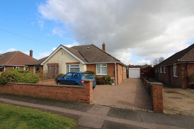 Thumbnail Bungalow to rent in High View, Bedford