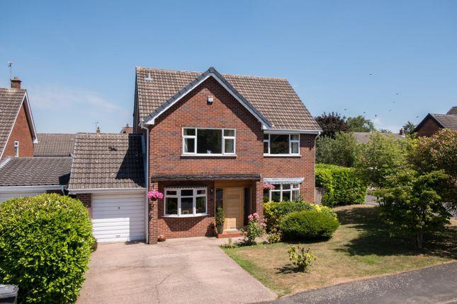 Thumbnail Property for sale in Wakes Meadow, Bunbury, Tarporley